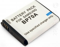 Baterie bp70a