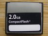 2GB Xmore Compact Flash CF