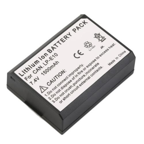 baterie LP-E10