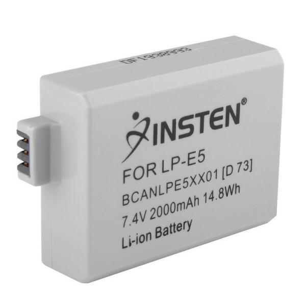 baterie LP-E5