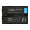 Sony NP-FM30, NP-FM50, NP-FM51