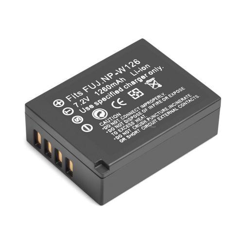 baterie FUJI NP-W160