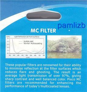 UV filtr 55mm